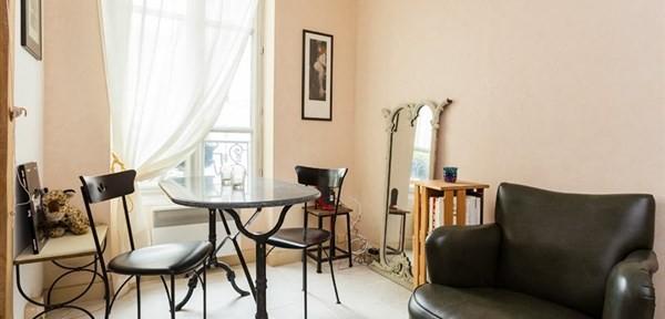 Studio alcôve Montmartre