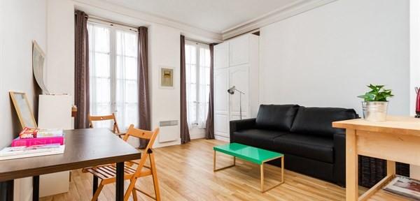 Studio meublé Paris