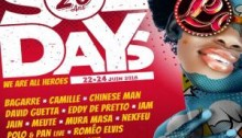Solidays - 20 ans