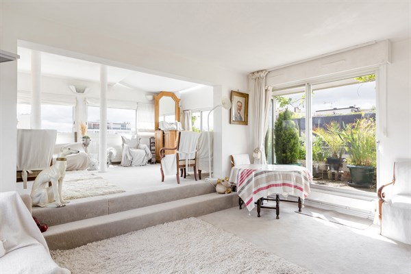Duplex Apartment With 2 Rooms And Large Terrace At Nation Paris 11th Arrondist