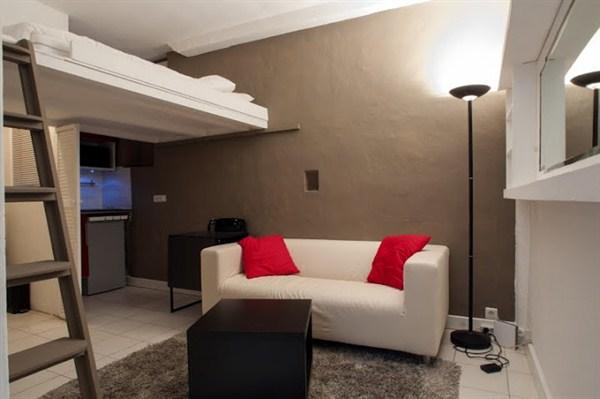 Le Bonne Nouvelle - Unique studio loft near the Grands Boulevards in ...