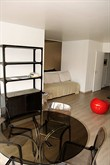 spacious weekend rental studio for 5 guests rue de Sèvres Paris VI