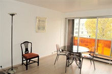 rent a furnished studio for 5 on rue de Sèvres Paris 6th