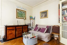 Splendid 2 room apartment in Daumesnil area near Bercy Village, near Bois de Vincennes Paris 12th