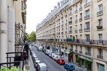 Temporary apartment rental, 2 rooms, perfect for 2, 4 or 5 people in Daumesnil area, on rue du Docteur Goujon, Paris 12th