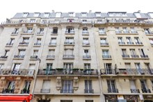 Short-term rental of a furnished 2-room apartment for 2 by At Reuilly Diderot near Bercy Village, Paris 12th