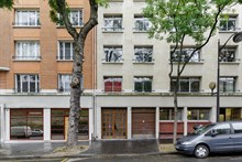Beautiful apartment with two rooms, fully furnished between Montparnasse and Montsouris in Alésia quarter near Denfert Rochereau, Paris 14th