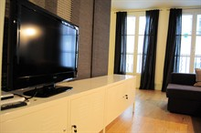 Weekend rental apartment at Montorgeuil, Paris II