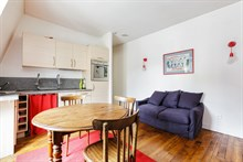 Splendid 2 room apartment in Reuilly Diderot quarter near Bercy Village, near Bois de Vincennes Paris 12th