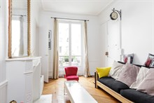 Romantic apartment rental for 2 near Eiffel Tower in Paris 7th arrondissement