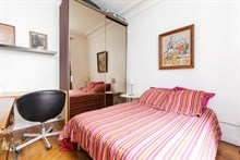 Romantic 2 room apartment for 2, at Solférino, near Eiffel Tower Paris 7th