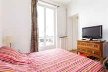Vacation rental in Paris 7th for 1 or 2, near Eiffel Tower and Invalides