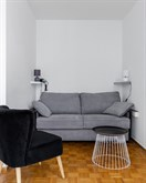 Large, furnished apartment for 2 or 4 available for weekly rental at At Gaîté, Paris 14th
