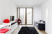 Beautiful studio to rent for 2 near George Brassens Park, Convention Paris 15th