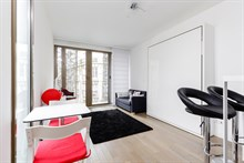 Romantic studio for short term rental for 1 or 2 at Convention Paris 15th