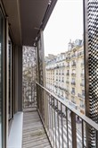 Comfortable studio apartment for short term rental with balcony, recently remodeled at Convention Paris 15th