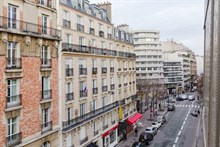 Studio flat for single traveler in heart of Paris near Eiffel Tower, Convention, Paris 15th