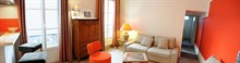 furnished apartment rental sleeps 4 on avenue des ternes paris 17th
