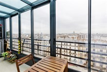 Splendid 2 bedroom apartment in Latin Quarter, Paris 13th