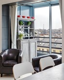 2-room furnished apartment for 2, monthly rental in Gobelins in Historic Latin Quarter, Paris 13th