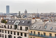 Rent short term 2-room, furnished and fully equipped flat for 2 in Gobelins in Historic Latin Quarter, Paris 13th