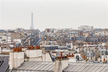 Monthly 2-room apartment rental for 2 in Gobelins in Historic Latin Quarter, Paris 13th