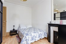Romantic getaway for 2 in furnished apartment for short term stays near shopping and restaurants Paris 15th