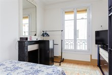Fully furnished apartment near Parc des Expositions of Porte de Versailles for 2 or 4 Paris 15th