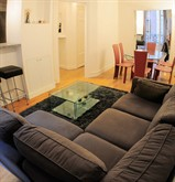short term rental apartment for 4 on Place de Mexico Paris XVI