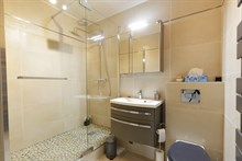 Luxury furnished apartment for 2 available for weekly rental in Beaugrenelle quarter, Paris 15th