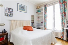 Dream vacation in luxury apartment, short term, balcony, 2 bedrooms, near Palais des Expositions Paris 15th