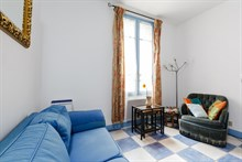 Turn-key flat available for short-term rental at Plaisance Paris 14th