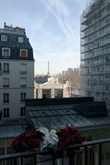 beautiful studio to rent monthly for 2 or 4 guests paris XVI