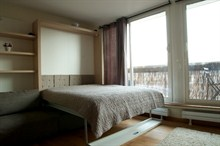 Luxury rental in the 14th district of Paris for 4 people