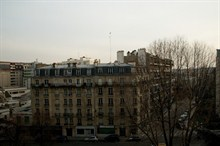 Seasonal rental apartment for 4 guests 430 sq ft Paris