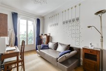 Luxury lodging short term stays 2 bedroom for 4 at Montmartre, Abbesses, Paris 18th