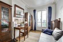 Business or leisure stays for 2 to 4 people near rue des Martyrs Abbesses, Paris 18th
