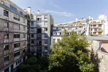 Monthly or weekly stays in 2 room apartment for 2 people at Saint-Georges Paris 9th near metro