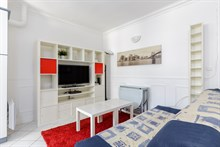 Rent a furnished apartment for 4 near Montparnasse Paris XIV