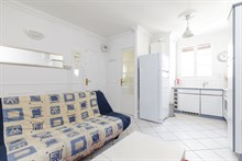 temporary rental for beautiful apartment furnished in Denfert Rochereau Paris 14th