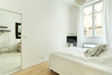 Business stays for 1 or 2 for short term in Paris 8th arrondissement with wifi, easy access to public transportation, modern