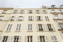 Nice flat for 2 people in Paris 17th