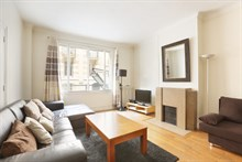 Short-term rental of an apartment for 4 on rue de Siam Paris 16th