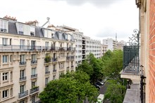 2 bedroom duplex apartment near Cité Universitaire, sleeps 4 or 6, furnished, short term rental, rue de Tolbiac Paris 13th