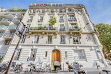 Modern apartment for couples or 3 people on ground floor, Paris 6th arrondissement
