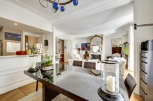 Live like a local: short term rental in Paris, sleeps 2 or 3, Latin Quarter, 6th arrondissement