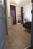 Furnished renovated studio rental short term Paris 17th