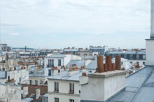 spacious apartment rental sleeps 5 in Montmartre Paris 18th district