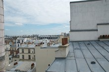 spacious apartment rental sleeps 5 at the foot of Montmartre Paris XVIII