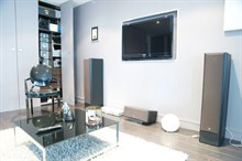 luxury apartment to rent for the stay of 2, fully furnished in paris XV